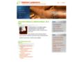Náhled webu Účetnictví Lanšperková