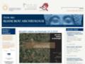 Náhled webu Ústav pro klasickou archeologii
