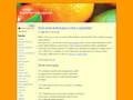 Náhled webu Vegetariánství - blog