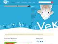 Náhled webu VeKa - Vesmírná Kapela