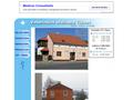 Náhled webu Veterinární ordinace Tišnov