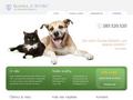 Náhled webu Veterinární klinika U rytíře