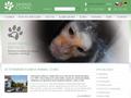 Náhled webu Veterinární klinika Bílá Hora
