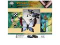 Náhled webu Vitráže Tiffany