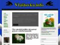 Náhled webu Vlaštovka.info