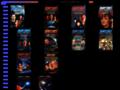 Náhled webu Lážova knihovna věnovaná Star Treku