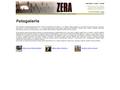 Náhled webu ZERA Rájec