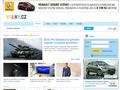 Náhled webu Auto-moto