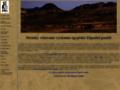 Náhled webu Výzkum egyptské Západní pouště