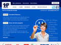 Náhled webu HP Servis