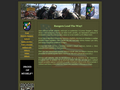 Náhled webu 1. Ranger Bn. Army Club Jablonec
