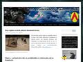 Náhled webu 25. protiletadlová raketová brigáda Strakonice