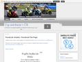 Náhled webu 300 zatáček Hořice