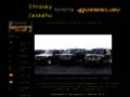 Náhled webu Český Toyota 4runner klub
