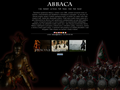 Náhled webu Abbaca