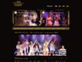 Náhled webu Abba World Revival