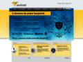 Náhled webu Actinet