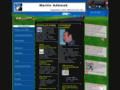 Náhled webu Martin Adámek - Ford Transit (historie, fotogalerie)