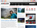 Náhled webu Adrex.cz - Extrémní sporty