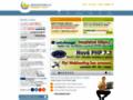 Náhled webu Aerohosting