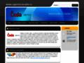 Náhled webu Agentura Čada