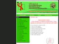 Náhled webu AIDS-HIV