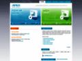 Náhled webu AINEX účetní software