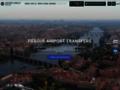 Náhled webu Airport Cars