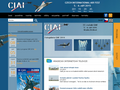 Náhled webu Czech Airshow Agency