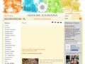 Náhled webu Studium muzikoterapie, arteterapie, dramaterapie
