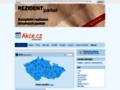 Náhled webu Akce.cz
