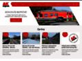 Náhled webu AK signal Brno a.s.