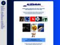 Náhled webu Astrofyzika