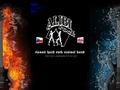 Náhled webu Alibi Rock