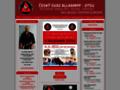 Náhled webu Allkampf Jitsu ČR