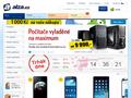 Náhled webu Alza.cz