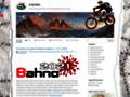 Náhled webu A.M.bike no limits