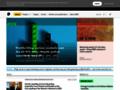 Náhled webu Asociace pro mezinárodní otázky