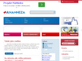 Náhled webu Anamneza