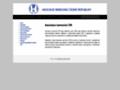 Náhled webu Asociace nemocnic České republiky