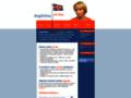 Náhled webu Angličtina on-line
