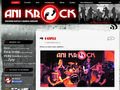 Náhled webu Ani Krock