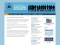 Náhled webu Anonymní Alkoholici