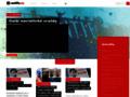 Náhled webu Antifašistická akce - Antifa (AFA)