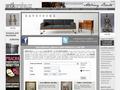 Náhled webu Antik bazar