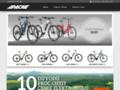 Náhled webu Apache Bikes