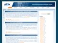 Náhled webu Asociace provozovatelů soukromého vysílání
