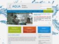 Náhled webu Aqua fitness