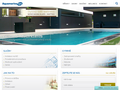 Náhled webu Aquamarine Spa