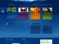 Náhled webu Aquatic -  Aqua aerobic